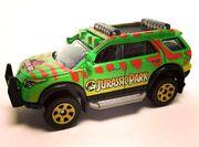 Ford Explorer (Jurassic Park-Prototype)
