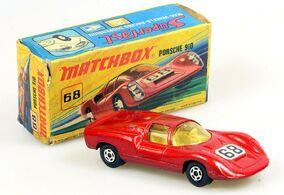 Porsche 910 (1970-74 In Box)
