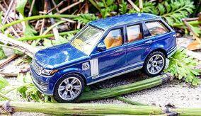 Range Rover LWB (2019 50TH Anniversary Superfast)