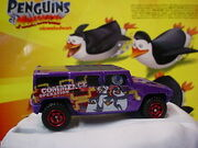 Purple Hummer Penguins