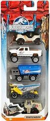 Jurassic World 5Pack Island