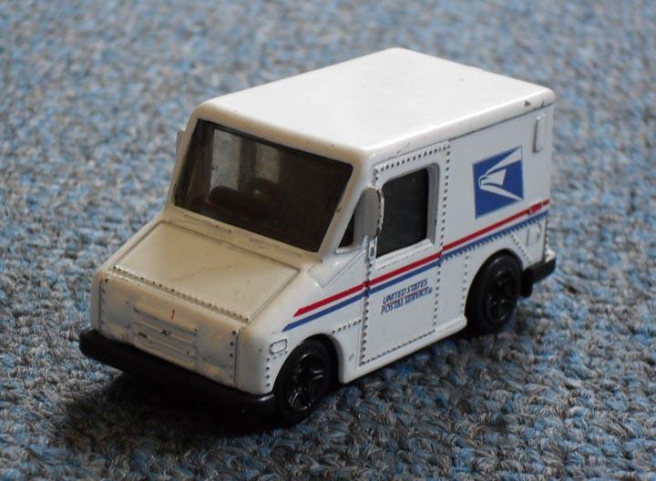 Postal Service Delivery Truck Matchbox Cars Wiki Fandom