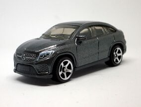 Mercedes-Benz GLE Coupe (2018 MB-5)
