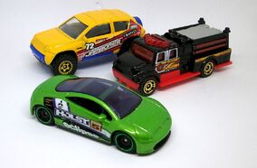 Exclusive Models (2012 9 10 Pack)