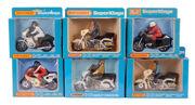 Harley Davidson Motorcycle (K-83 Versions)