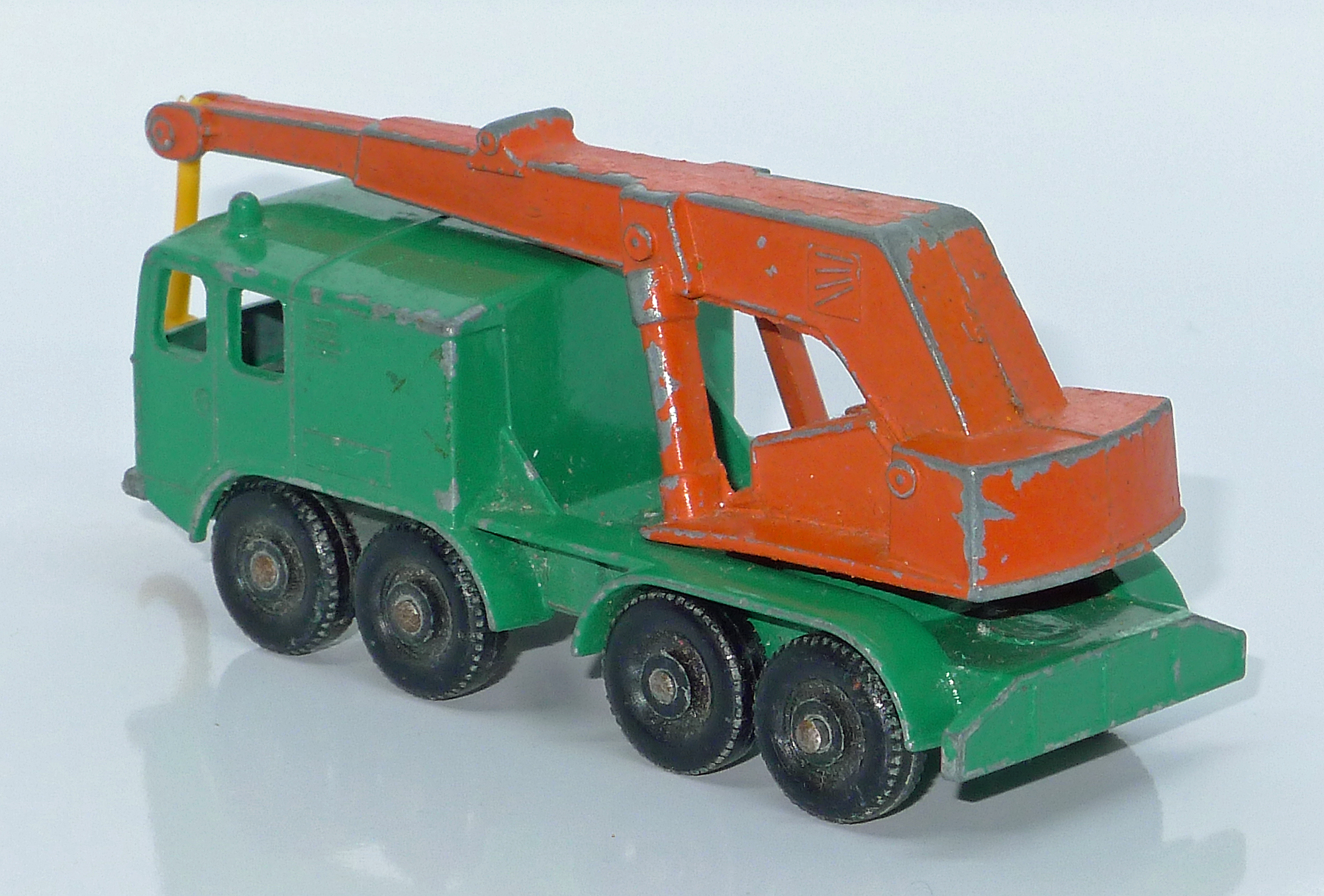 Repro Box Matchbox Superfast Nr.30 8-Wheel Crane