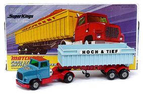 Articulated Tipper Hock & Tief (K-18)