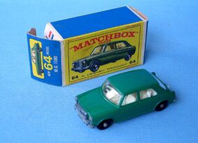 MG 1100 (1966-69 and Box)