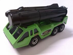 Space Transporter green