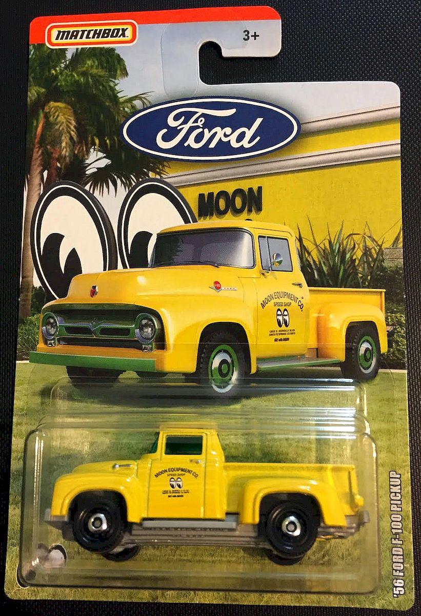 Ford Truck (2019 Series) | Matchbox Cars Wiki | Fandom