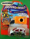 Around the World (Athens Greece Mercedes A Class)