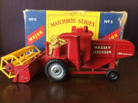 Harvester M5