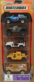 5-Pack - (2006) - Off Road
