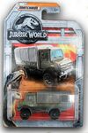 Mercedes Benz Unimog U 5020 (2018 Jurassic World)