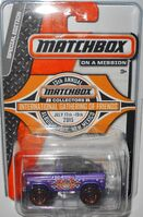 2015 Matchbox MCCH 13th Annual Gathering FORD BRONCO 4X4 Limited Dealer Car