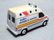 Ford Transit Ambulance (K-169 Rear)