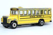 Matchbox School Bus - 7866ef