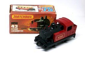0-4-0 Steam Loco (1978-83)