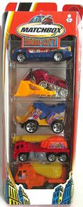 Construction (2004 5 Pack)
