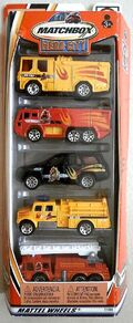 Fire Drenchers (2003 5 Pack)