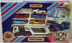 Action Pack (Leyland Car Transporter GT Cars)