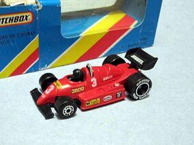 F1 RACING CAR (1984)