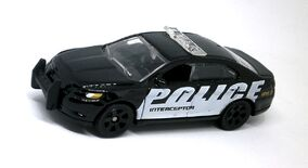 Ford Police Interceptor (2013 1-120)