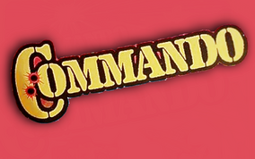 Commando (1989-95 Series-Logo)