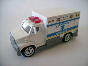 MB-37 Ambulance