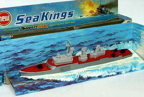 Frigate (K-301 SeaKings)
