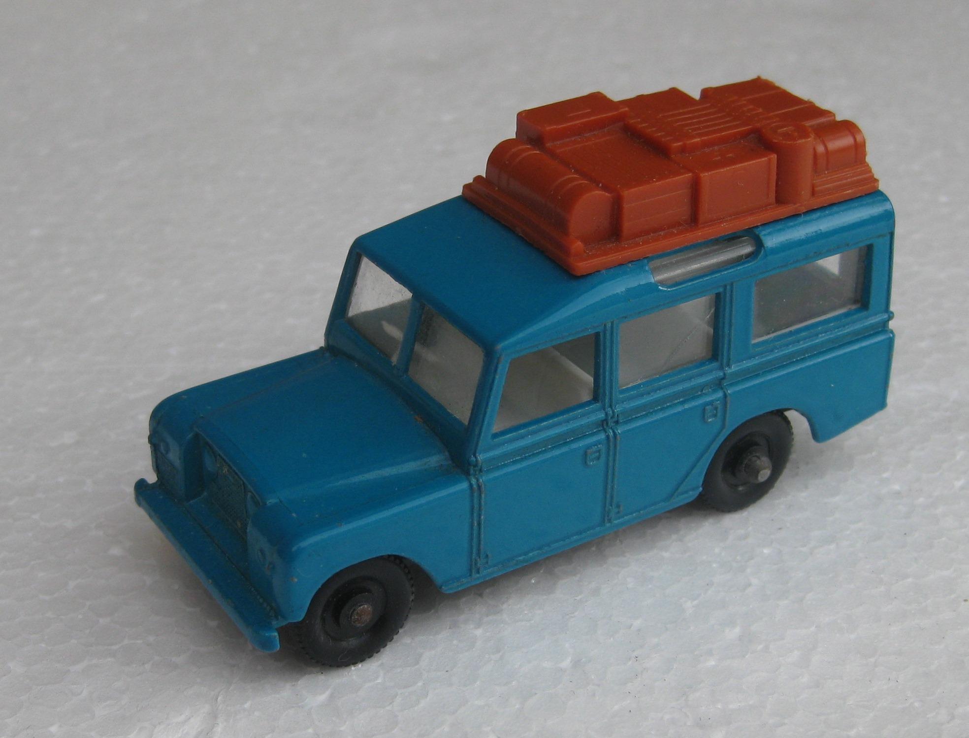 Land Rover Safari Matchbox Cars Wiki