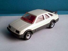 Ford Sierra XR4 (1983)
