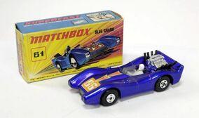 Blue Shark (1972-77 MB-61)