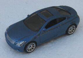 Infiniti G37 Coupe (MB809, blue)