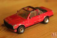 BMW 3 1981 323i Cabriolet Matchbox 3 01