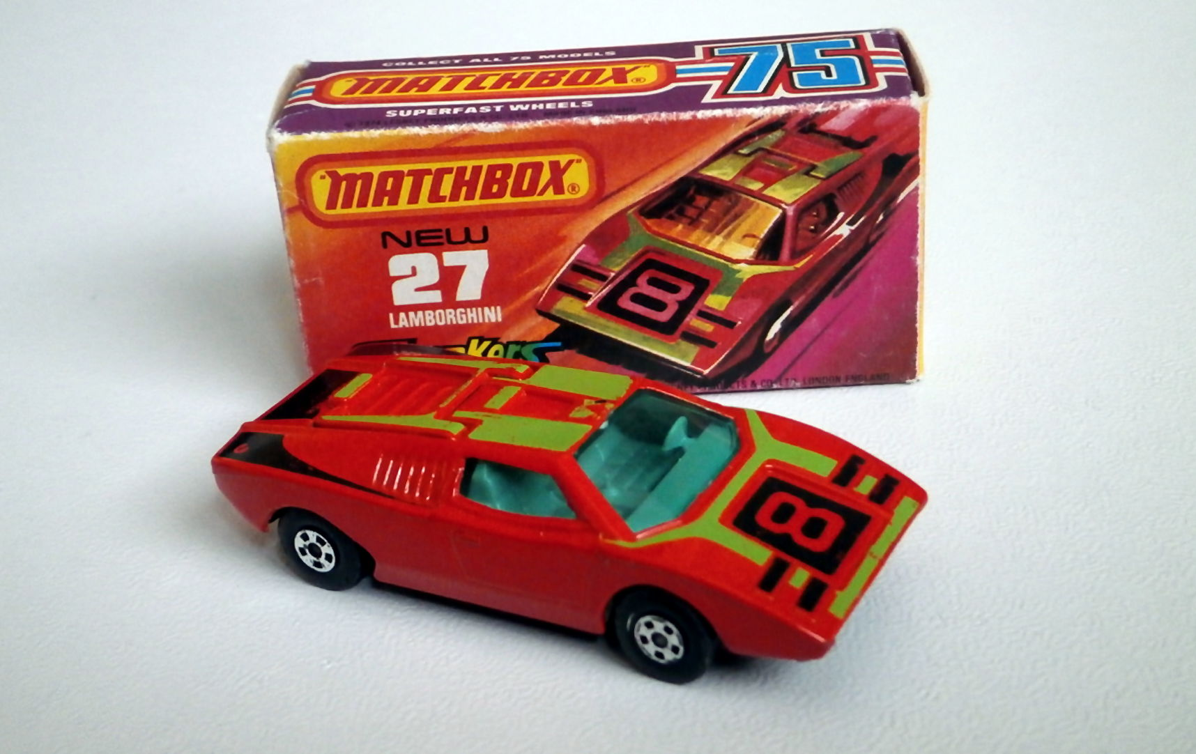 Lamborghini Countach 1973 Matchbox Cars Wiki Fandom Powered By