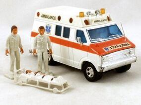 Dodge Ambulance (1980-1982 K-38)