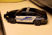 Ford interceptor side