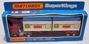 Articulated Container Truck (K-17 1974-1985 in Box)