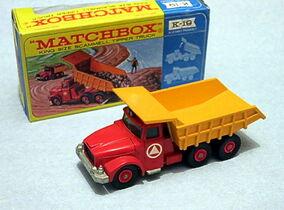 Scammell Tipper Truck (1967 K-19)