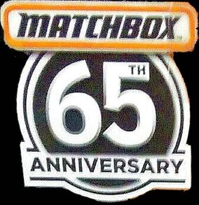 65TH Anniversary 2018 (Logo)