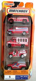 Fire (2006 5 Pack)
