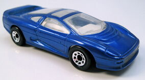 Jaguar XJ220 MB31-J2 blue
