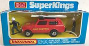 Range Rover Fire Control (Super Kings In box)