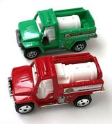 Foam Fire Truck Wildfire Rescue (MB564)