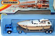 Power Launch Transporter (1988 in Box)