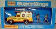 Airport Fire Tender (K-75 in Box)