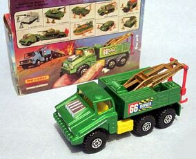 Recovery Vehicle (1976 K-110)