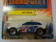 Hero City Police Car