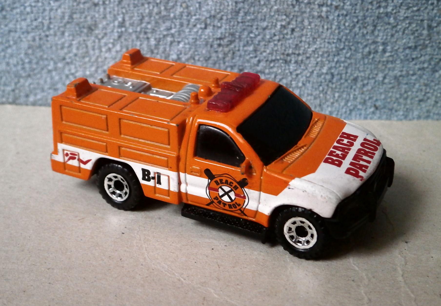 Rescue Truck | Matchbox Cars Wiki | FANDOM powered by Wikia